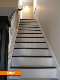 Before & After: Kelly's Staircase Remodel on a Budget