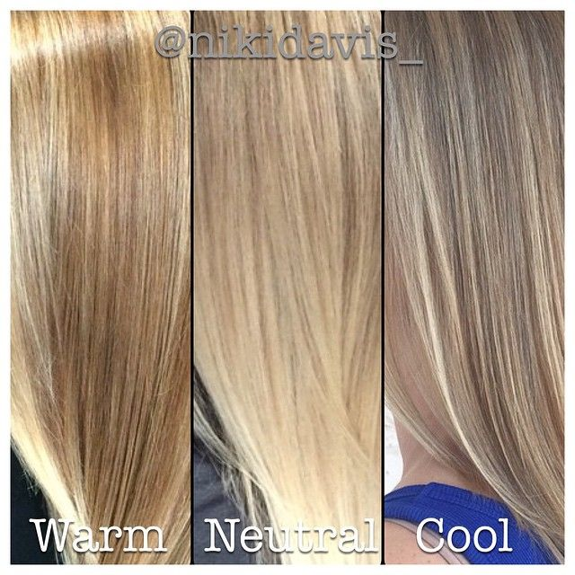 25+ best ideas about Neutral Blonde Hair on Pinterest