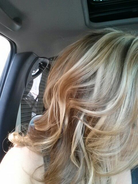 Blonde Amp Caramel Highlights Hair Amp MakeUp Pinterest