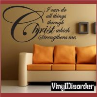 1000+ ideas about Christian Wall Decals on Pinterest ...