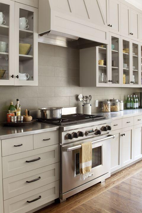 Large 3x9 Subway Tile Kitchen Renovation Pinterest