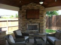 1000+ images about Corner Fireplace - Patio on Pinterest ...