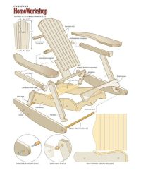 34 best images about Adirondack Chair Plans on Pinterest ...