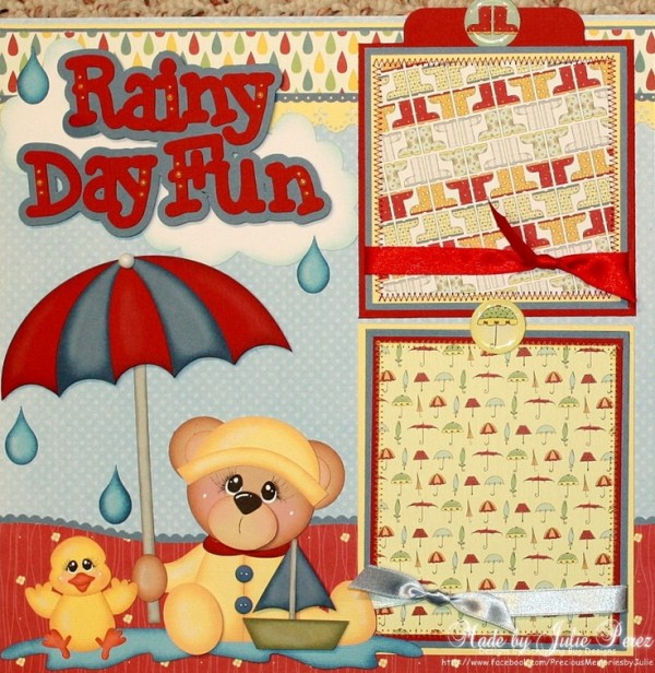 17 Best images about Scrapbook Paper Piecings Spring on