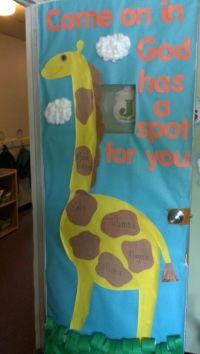 Pre K Back To School Door Ideas - 53 classroom door ...