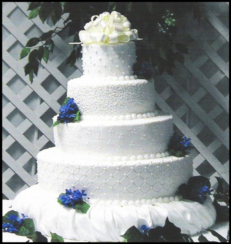 17 Best Images About ALBERTSONS WEDDING CAKES On Pinterest