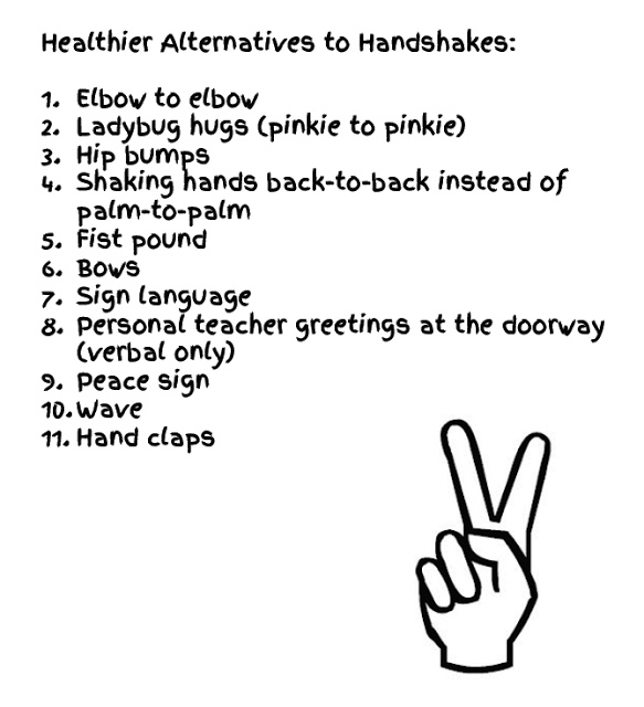 Worried about germs? Here's a list of great