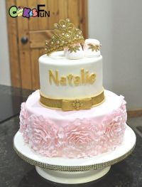 Princess Baby Shower Cake | www.imgkid.com - The Image Kid ...