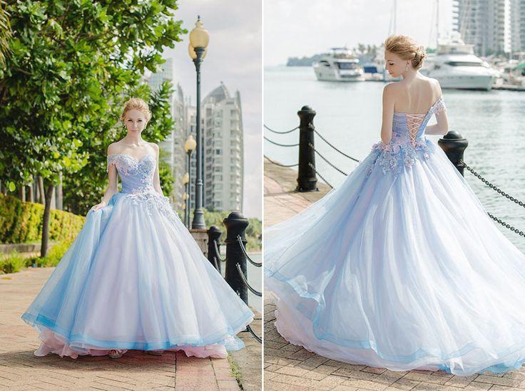 17 Best Ideas About Cinderella Dresses On Pinterest