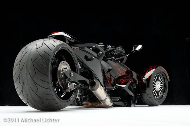 Tricked Out CAN-AM 3-wheelers