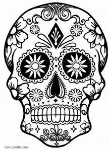 Best 10+ Sugar skull design ideas on Pinterest