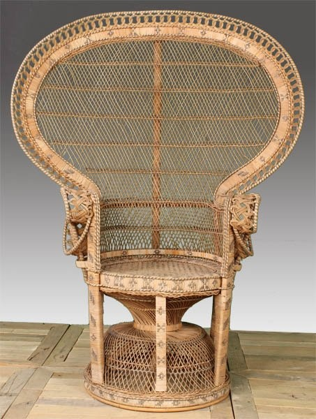 22 best images about Obsessed with Wicker Fan Chairs on