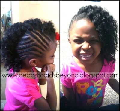 26 Best Images About Natural Hairstyles For Little Girls On