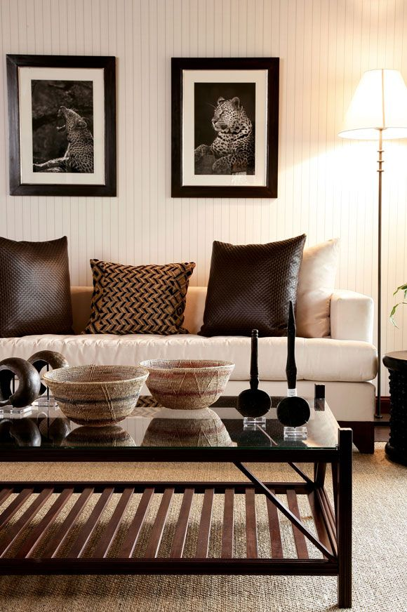 25+ best ideas about African living rooms on Pinterest