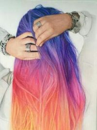 25+ best ideas about Dyed hair on Pinterest | Crazy colour ...