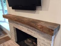 10 best images about Rustic Wood Mantels on Pinterest ...