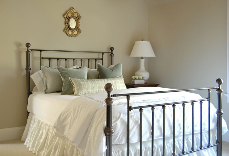 Wrought Iron Beds, Wrought Iron And Irons On Pinterest