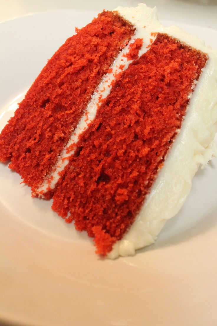 Easy Cake Recipes Red Velvet