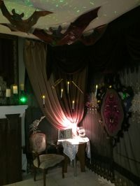 Haunted House Room Ideas - 33 insanely smart eerie haunted ...