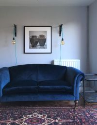 25+ best ideas about Navy Blue Rugs on Pinterest