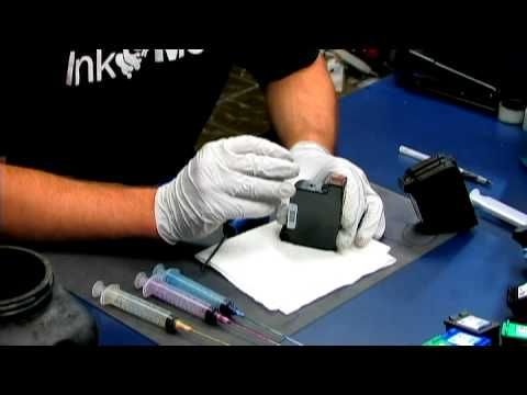 Hp Printer Cartridges How To Refill Ink Cartridges In