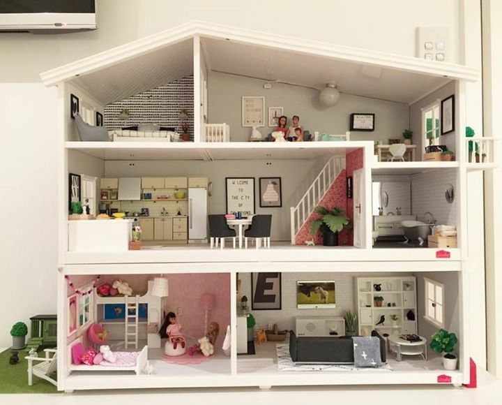 1000 images about  Doll House  on Pinterest  Japanese
