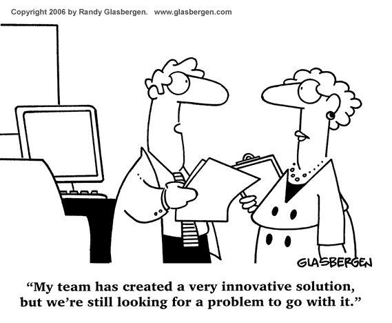 Risky Innovation