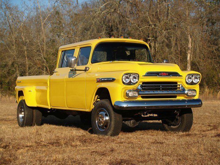 74 Best images about Vintage Pickup Crew Cab on Pinterest ...