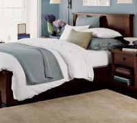 Sumatra Bed & Dresser Set | Pottery Barn | Master bedroom ...