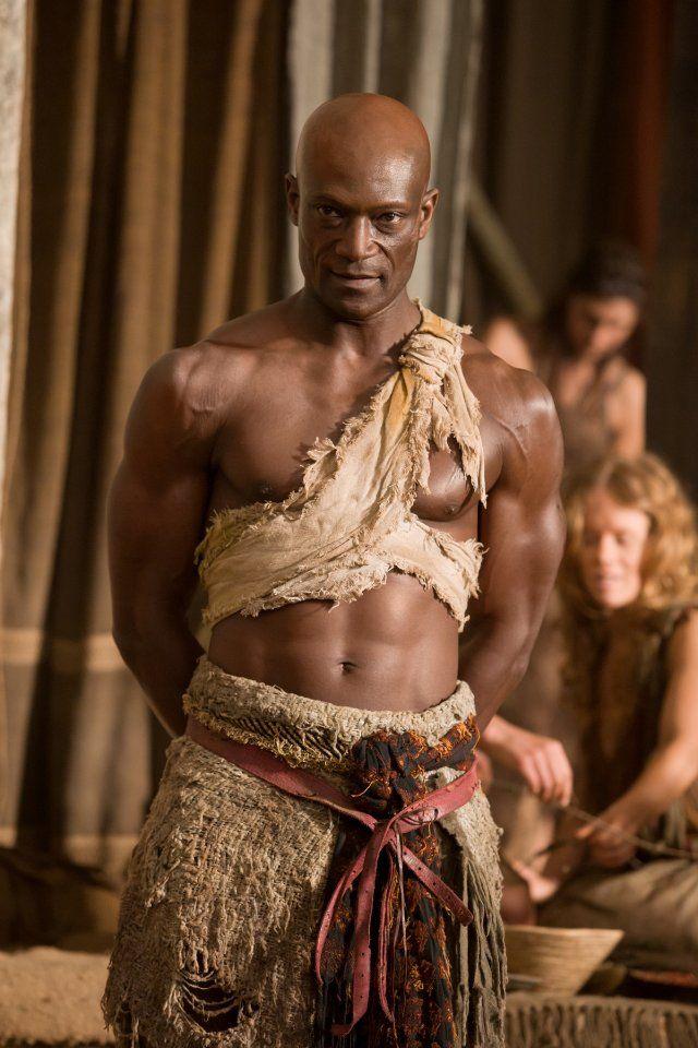Still of Peter Mensah in Spartacus Vengeance Inspiration