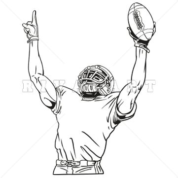 62 best images about Football Clip Art on Pinterest