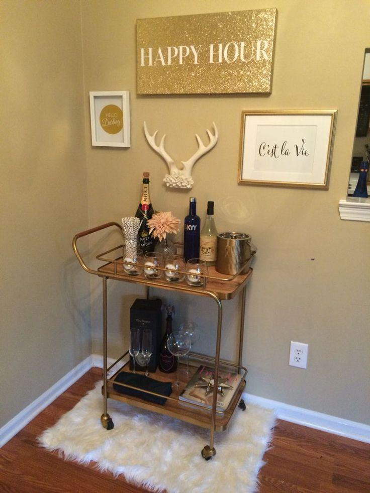 25 Best Ideas About Kitchen Bar Decor On Pinterest Coffee