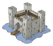 medieval castles - google