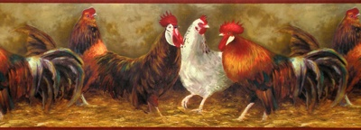 Ebay Laundry Room Cute Wallpaper 14 Best Images About Chicken Wallpaper Borders On Pinterest