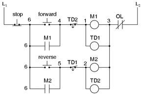 Electrical Relay Diagram And P Symbols Plc Automation