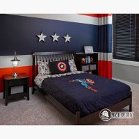 17 Best ideas about Avengers Room on Pinterest