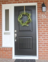 1000+ images about front entry door fiberglass on ...