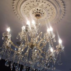 Kitchen Chandeliers Floor Mat Addicted To Both. I Want A Medallion Under My Chandelier ...