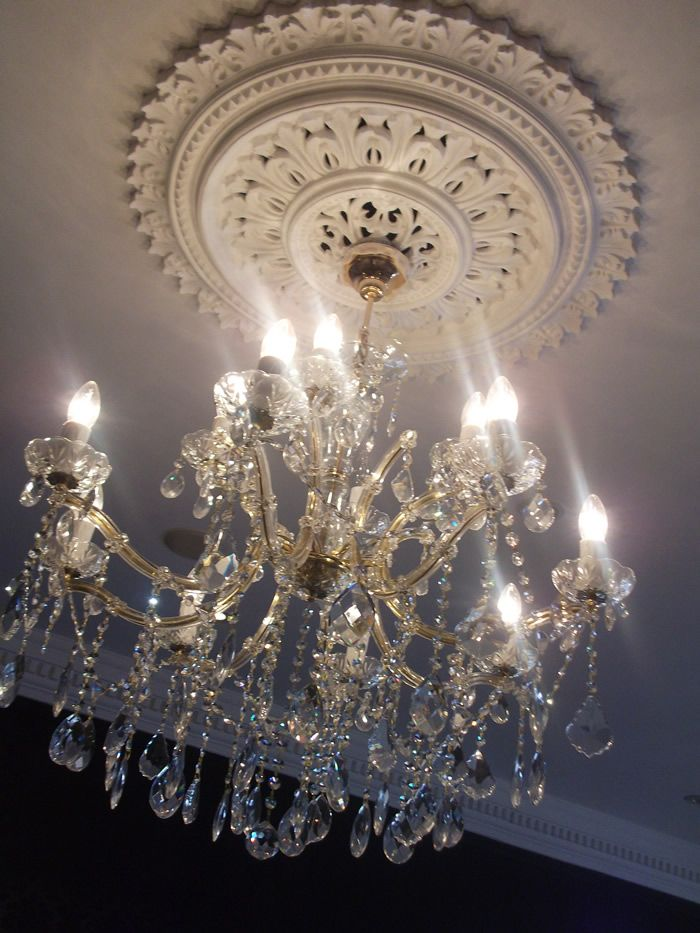 Addicted To Both I Want A Medallion Under My Chandelier