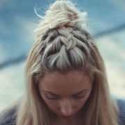 1000 ideas cute braided