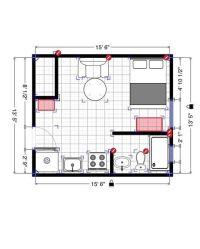 1000+ images about shoebox apartment living on Pinterest ...
