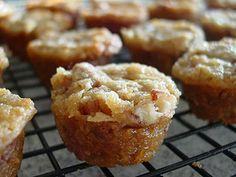 Pecan Pie Cupcakes….easy!