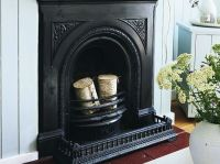 1000+ ideas about Cast Iron Fireplace on Pinterest