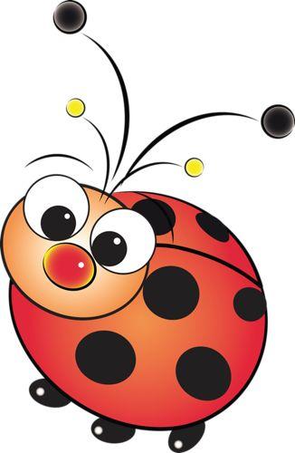clipart ladybugs
