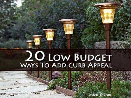 budget ways add curb