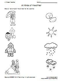 25+ Best Ideas about Weather Worksheets on Pinterest