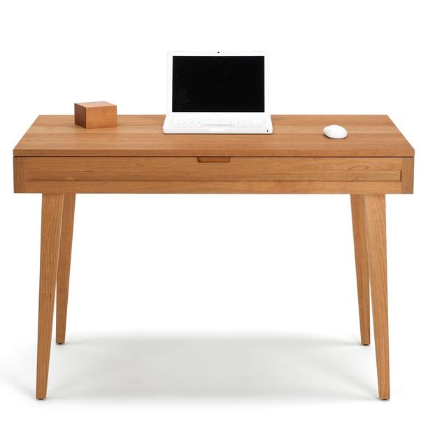 Simple Wood Desk  Furniture  Pinterest  Wood Desk
