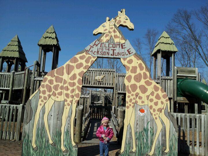 Jackson Jungle Playground in Jackson NJ  Fun places to