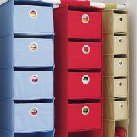 12 best images about Toddler room clothes storage on ...