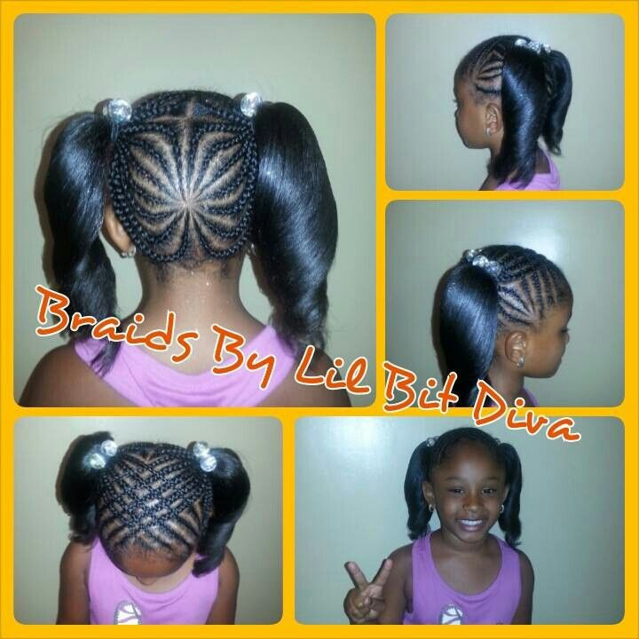 142 Best Images About Natural Hairstyles For Kids Braids Twists